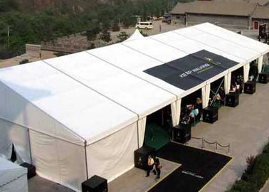 Customized Big Outside Event Tenda PVC Structure Exhibition Tent Untuk Canton Fair